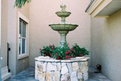 residential fountains